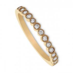 18KT 0.70 CT Diamond Ring