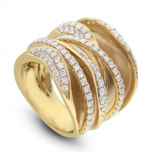 18KT 1.90 CT Diamond Ring
