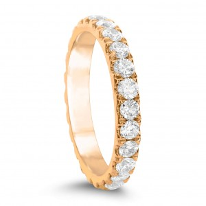 18KT 1.50 CT Diamond Band