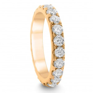 18KT 2.00 CT Diamond Band